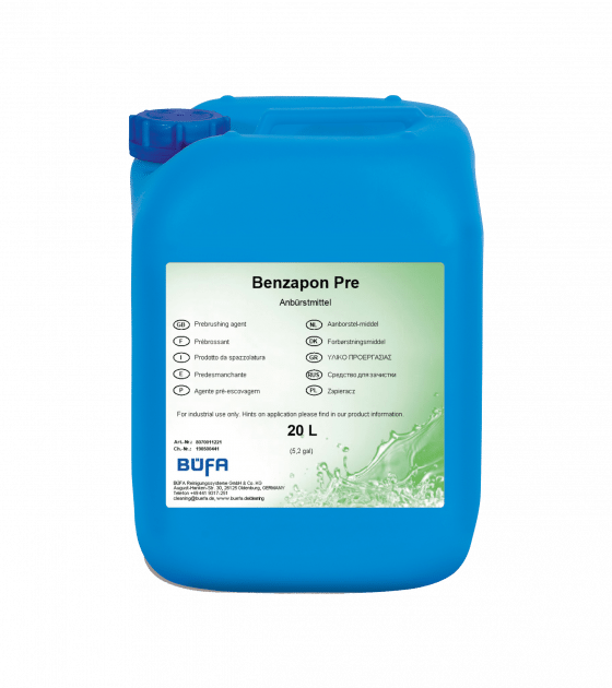 Benzapon Pre_20L