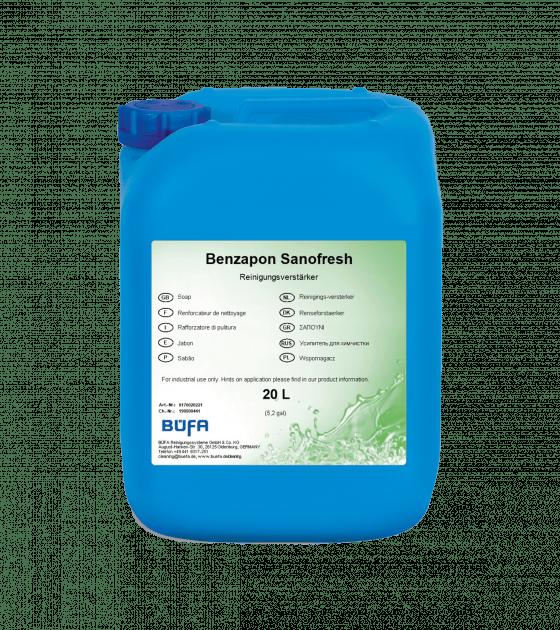 Benzapon Sanofresh_20L