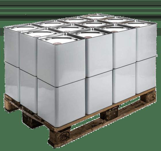 20 liter Blikken 24x